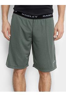 Bermuda Oakley Ritcher Knit Masculina - Masculino