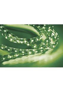 Fita Led 5W 60 Leds/MetroCaixa Com 20M Verde Taschibra 220V Ip67