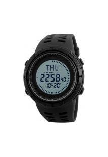 Relógio Skmei Digital -1254- Preto