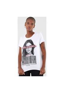 Camiseta Enfim Mode On Branca
