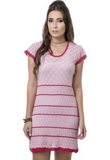 Vestido Myah Charlote Pink