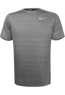 Camiseta Nike Dri Fit Miler Masculina