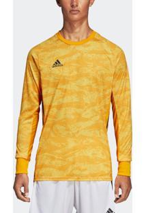 Camisa Adidas Adipro 19 Gk L Amarelo