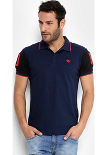 4e246eaefd Camisa Polo Rg 518 Piquet Bordado Masculina - Masculino