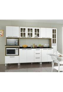 Cozinha Modulada Lara 6 Peças Luciane
