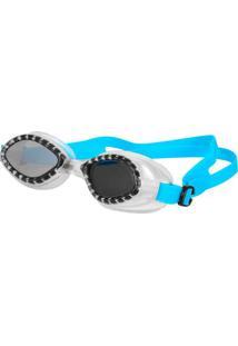 Óculos De Natação - Legend - Transparente E Azul - Speedo