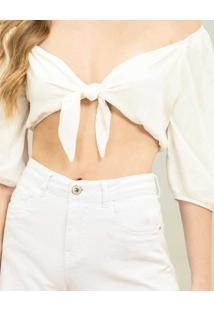 Shorts Jeans Miami Branco - Lez A Lez