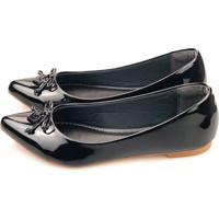 90793605d Dafiti. Sapatilha Love Shoes Bico Fino Laço Coração ...