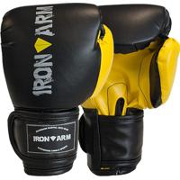 Luva Muay Thai Boxe Training Iron Arm - Unissex c9352b5790bfa