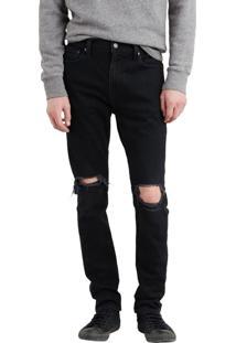 Calça Jeans Levis 510 Skinny - 90879 Preto