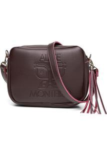 8ccb8cf75 Bolsa Alice Monteiro Transversal Casual Purpura