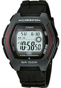 Relógio Casio Digital Hdd-600 - Unissex