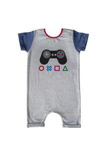 Pijama Curto Comfy Gamer