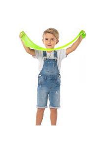 Jardineira Infantil Menino Mania Kids Jeans
