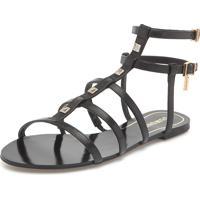 6a544b82d Rasteira Dumond Gladiadora feminina | Shoes4you