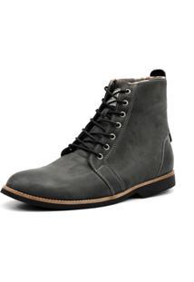 Bota Shoes Grand Style Chumbo Tamanho Especial - Kanui