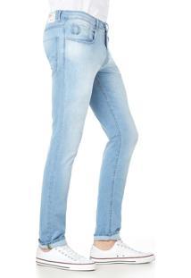 Calça Jeans Convicto Slim Índigo Ultraleve