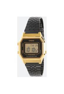 Relógio Unissex Casio Vintage La680Wegb 1Adf Digital | Casio | Cinza | U