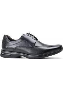 Sapato Democrata Air Spot Couro