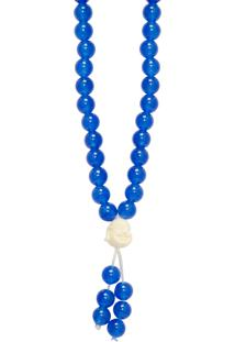 Colar Buda Pendurado - Azul