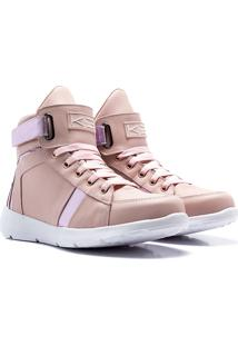 Sneaker K3 Fitness Activity Rosa