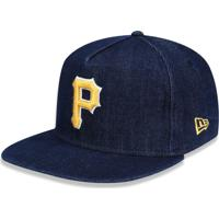 Boné New Era 950 A-Frame Pittsburgh Pirates Aba Reta Azul 86b43768a30