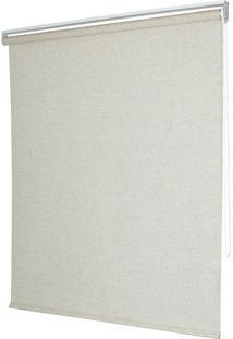 Persiana Em Linho Soft- Bege- 220X160Cm- Evoluxevolux