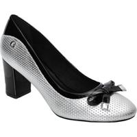 9947d843bb Privalia. Sapato Tradicional Em Couro Metalizado ...