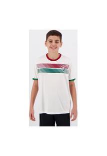 Camisa Fluminense Wad Infantil Branca