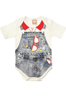 c47a67963 Body Para Menino Branco Jeans infantil | Shoes4you