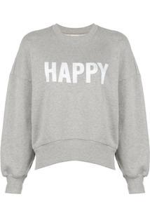 Cinq A Sept Happy Pullover - Cinza