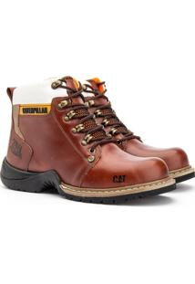 Bota Trivalle Cat 1700 Pull Up