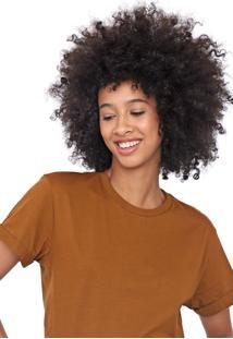 Camiseta Colcci Lisa Marrom