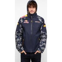 1af8aa8fa49 Jaqueta Puma Red Bull Team Rain - Masculino