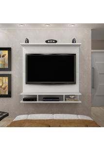 Painel Para Tv 1.2 Bari Branco