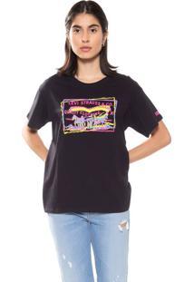Camiseta Levis Graphic Ex Boyfriend - Xs