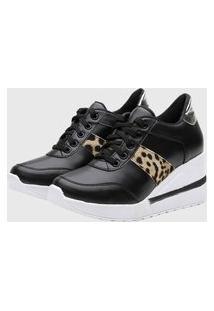 Tênis Sneaker Gommix 6060 Onça