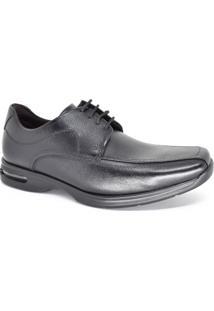 Sapato Masculino Couro Air Bag Democrata Air 448026