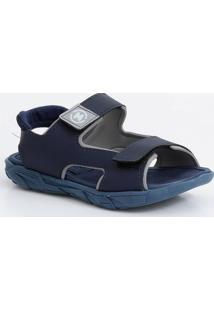 Sandália Infantil Velcro Molekinho