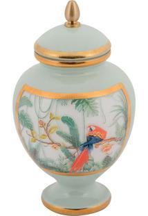 Vaso Decorativo De Cristal Viii - Linha Botanique