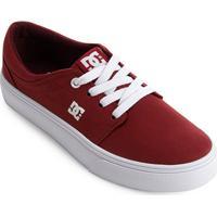 6afe93755331b Tênis Couro Dc Shoes feminino