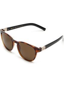 Óculos De Sol Colcci Bowie Marrom
