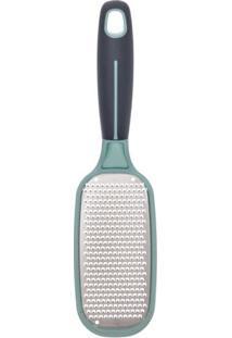 Ralador Manual Para Queijos- Verde ÁGua & Cinza- 17,Metaltru
