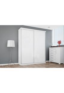 Quarto De Solteiro Completo Virtual Branco 176 Cm