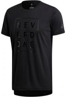 Camiseta Adidas Never Done Masculina