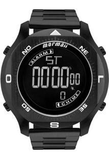3b8566b3f795b Relógio Masculino Mormaii Pro Digital Mo11273B 4P - Unissex