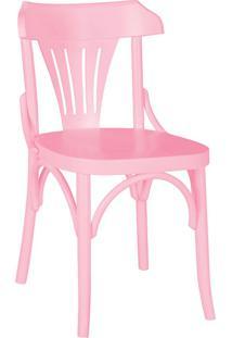 Cadeiras Para Cozinha Opzione 81 Cm 426 Rosa Cristal - Maxima
