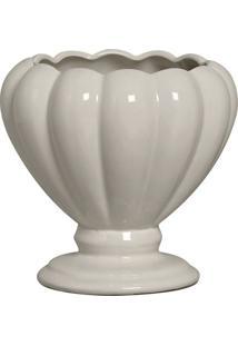 Vaso Decorativo Atenas Gelo