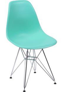 Cadeira Eames Vii Azul
