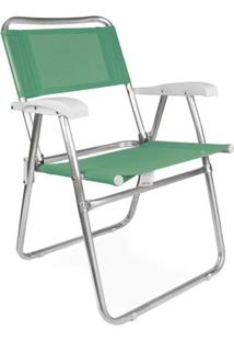 Cadeira Master Alumínio Fashion - Anis - Unissex